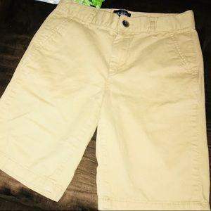 BOGO!! Boy's Khaki Shorts Sz8